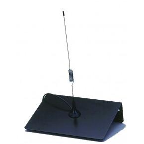 Antenne déportée bi-bande avec cable de 10m et sa connectique