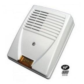Sirène extérieure Radio avec flash 110 dB - Prévoir pilote SPIRF