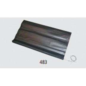 Tapis contact PVC - 74 x 42cm - étanche - prix à la pièce