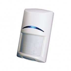 IRP volumétrique - 12 x 12 m - 77 zones de détection - Bande X - NF&A2P type 2