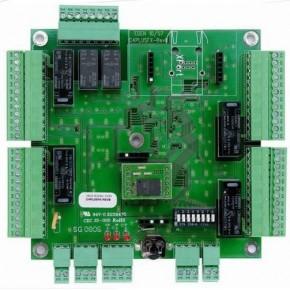UTL autonome et centralisée pour gestion de 4 lecteurs/10000 utilisateurs - coffret métallique blanc - Alim.220Vcc -12V/4,5A