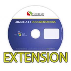 Module extension util de 4000 à 10000 .Necessite LCA050 minimum