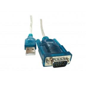 Adaptateur USB 2.0 / Série RS-232 DB9 - 1.8m