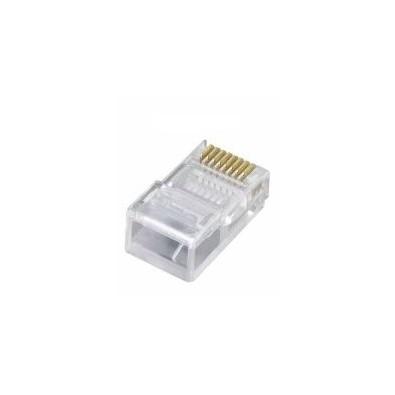 connecteur rj45 cat 6 utp contacts d cal s. Black Bedroom Furniture Sets. Home Design Ideas