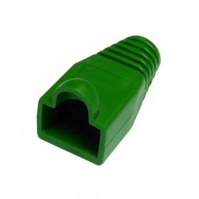 Manchon Vert pour RJ45 - Diam 6.1mm