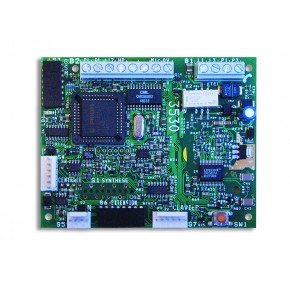 Carte de transmission téléphonique digitale multiprotocole - NF&A2P 2 boucliers