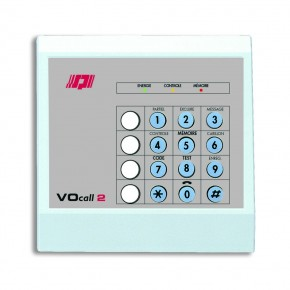 "Transmetteur vocal phonique et digital ""Vocall 2"" avec interface clavier MELODIA"