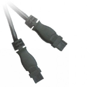 Cordon Fire Wire 9 contacts M / M - 1,8 m