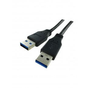 Cordon USB 3.0 A-A M / M - 1.80 m