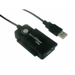 Adaptateur USB vers disques IDE et SATA sans alimentation