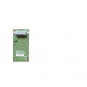 Carte interphonie bus enfichable sur carte mere 2651 et centrales HARMONIA 2    NF&A2P