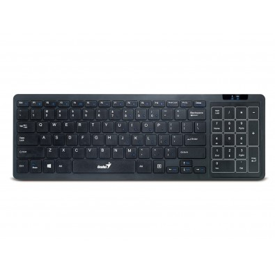 genius clavier touchpad avec fonction curseur souris eol. Black Bedroom Furniture Sets. Home Design Ideas