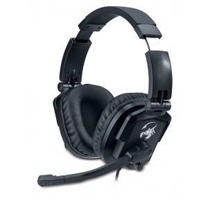 GENIUS - Casque Micro pour Gamer - Lychas - HS-G550 EOL