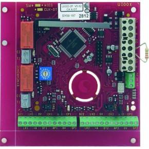 Carte interface bus configurable en 8E / 2S ou 8S / 2E ou 4E / 2S - Prévoir BTVUP ou CALxx
