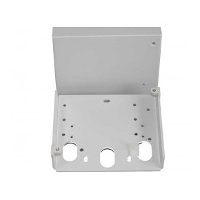Boîtier vide plastique pour intégration des cartes UTR,UTL - 154x128x35 mm - Prévoir alim supplétive