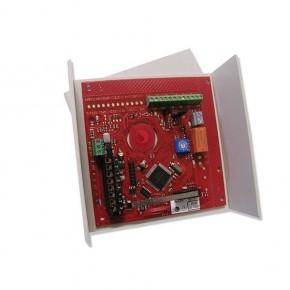 Unité d'extension en boitier ABS - 1 bus RS485 - maxi 2 bus par centrale - A intégrer dans le boitier XPERT ou CAL05