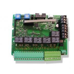 Carte interface interphonie pour UG MAXI 4 par centrale - Prévoir BTVUP ou CAL01xx