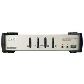 KVM 4 ports avec OSD - ATEN CS1734B