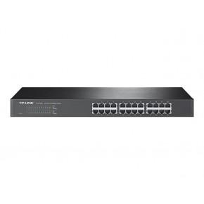Switch TP-LINK 24 ports rackable 10/100 MBP Noir TL-SF1024