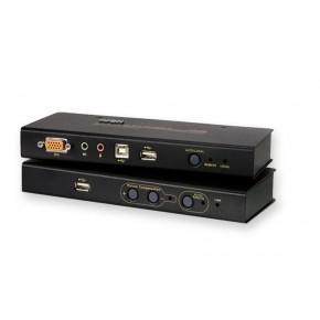 Extendeur KVM VGA AUDIO USB sur câble RJ45 - 250 m - ATEN CE800B