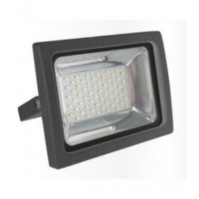 """Projecteur LED Noir """"BERMUDES"""" 10W 3000°K - 800 Lms angle 120°"""