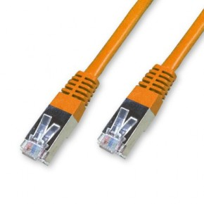 Cordon Cat 5e FTP Orange - 0,25 m