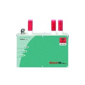 Détection LASER par aspiration pour 100m de tube maxi et 800m2 protégés - Necessite l'utilisation d'une EAE