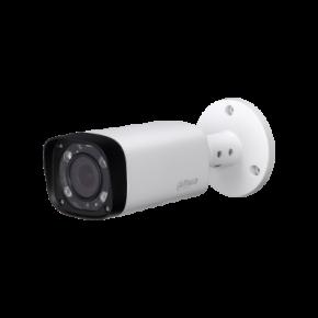 Bullet DAHUA HDCVI/ANALOGIQUE 2 MP 2.7x12  mm Zoom motorisé IR60m IP67 WDR120dB 12Vdc