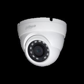 HAC-HDW1200MP Eye ball DAHUA HDCVI/ANALOGIQUE 2 MP 3.6 mm IR20m IP67 Dwdr 12Vdc METAL