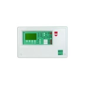 ECS/CMSI adressable 512 pts 4 lignes bouclées de 128 pts ou 8 lignes ouv de 32 pts - 1 UGA - 3 FCTS + Batteries