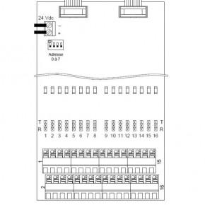 Carte 16 relais programmables interne