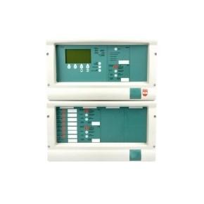 CMSI adressable 256 pts à autocodage sur ligne ouverte ou rebouclée en rack 19¨ - équipé 4 fonctions