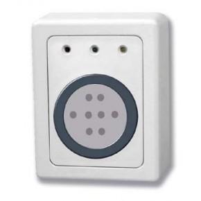 Lecteur de proximité - IP65 - 2 relais - Prévoir alim 12Vcc