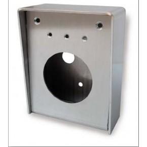 Boîtier antivandale en acier inoxydable pour lecteur prox PM485ELA