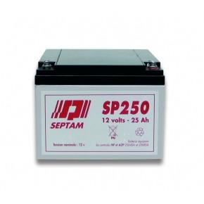 Batterie étanche 12V - 25Ah FR V0 - emballé individuellement