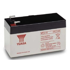 Batterie étanche 12V - 1,2Ah FR V0