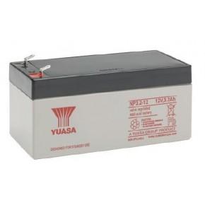 Batterie étanche 12V - 3,2Ah FR V0
