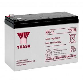 Batterie étanche 12V - 7Ah FR V0