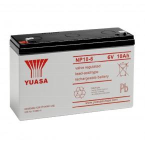 Batterie étanche 6V - 10Ah FR V0