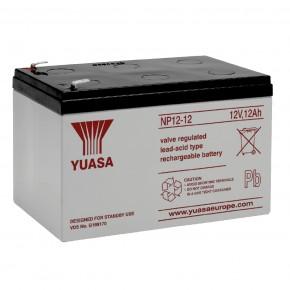 Batterie étanche 12V - 12Ah FR V0