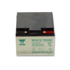Batterie étanche 12V - 24Ah FR V0