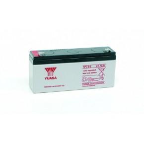 Batterie étanche 6V - 3Ah