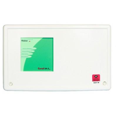 Coffret d'alimentation mural 24V 2A -Capacité maxi 24Ah sous 24V (prévoir 2 batteries 12V)