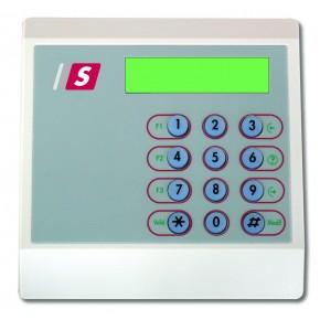 Clavier intérieur LCD à codes individuels boîtier ABS - vitesse bus auto x1, x2, x4