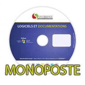 Logiciel PCPASS - 4000 utilisateurs  - gestion de 30 lecteurs - extensibles à + 2000 lecteurs