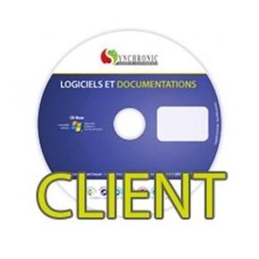 Logiciel Administrateur client 1 poste