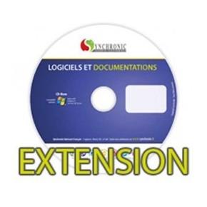 Logiciel Extension serveur INTRANET sur PCPASS EVOLUTION
