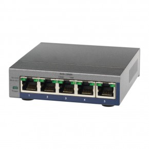 Switch de 5 ports Ethernet 10/100/1000