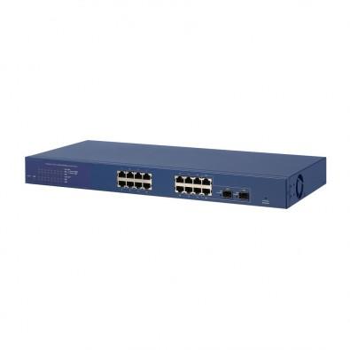 Switch de 16 ports Ethernet 10/100/1000