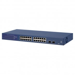 Switch de 24 ports Ethernet 10/100/1000